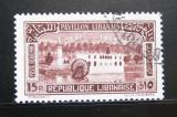 Poštovní známka Libanon 1937 Výstava v Paříži Mi# 226 Kat 8.50€