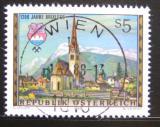 Poštovní známka Rakousko 1988 Brixlegg, 1200. výročí Mi# 1929
