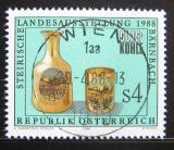 Poštovní známka Rakousko 1988 Štýrská výstava Mi# 1919