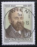 Poštovní známka Rakousko 1988 Ernst Mach, lékař Mi# 1911