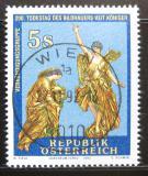 Poštovní známka Rakousko 1992 Sochy, Veit Königer Mi# 2083