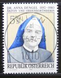 Poštovní známka Rakousko 1992 Dr. Anna Dengel Mi# 2067