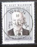 Poštovní známka Rakousko 1992 Prezident Kurt Waldheim Mi# 2072