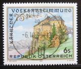 Poštovní známka Rakousko 1995 Zámek Hollenburg Mi# 2172