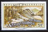 Poštovní známka Rakousko 1995 Klub milovníků přírody Mi# 2154