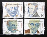 Poštovní známky Austrálie 1976 Slavní Australani Mi# 622-25