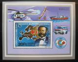 Poštovní známka Maďarsko 1981 Maďarský červený kříž Mi# Block 149