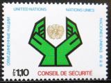 Poštovní známka OSN Ženeva 1977 Rada bezpečnosti Mi# 67