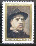 Poštovní známka Maďarsko 1969 János Balogh Nagy, malíř Mi# 2546