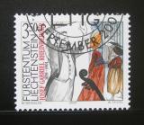 Poštovní známka Lichtenštejnsko 2001 Rheinberger, skladatel Mi# 1274 Kat 9.50€