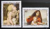 Poštovní známky Kamerun 1971 Umění Mi# 676-77