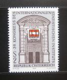 Poštovní známka Rakousko 1973 Kongres statistiků Mi# 1420