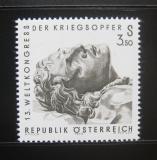 Poštovní známka Rakousko 1970 Federace veteránů Mi# 1337