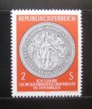 Poštovní známka Rakousko 1970 Univerzita Innsbruck, 300. výročí Mi# 1326