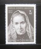 Poštovní známka Rakousko 1971 Enrica Mazzetti, spisovatelka Mi# 1353