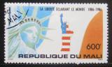 Poštovní známka Mali 1986 Socha svobody, 100.výročí Mi# 1064