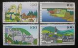 Poštovní známky Německo 1995 Scénické regiony Mi# 1807-10