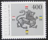 Poštovní známka Německo 1995 Znak bavorského knížete Mi# 1805