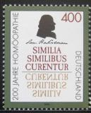 Poštovní známka Německo 1996 Homeopatie Mi# 1880