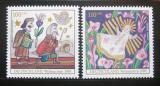Poštovní známky Německo 1998 Vánoce Mi# 2023-24