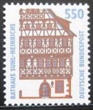 Poštovní známka Německo 1994 Radnice, Suhl-Heinrichs Mi# 1746 Kat 6.50€