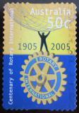 Poštovní známka Austrálie 2005 Rotary International Mi# 2453