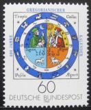 Poštovní známka Německo 1982 Gregoriánský kalendář Mi# 1155