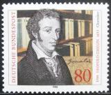 Poštovní známka Německo 1988 Leopold Gmelin, chemik Mi# 1377
