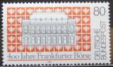 Poštovní známka Německo 1985 Frankfurtská burza Mi# 1257