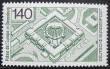 Poštovní známka Německo 1977 Nová evropská rada Mi# 921
