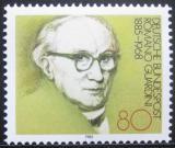 Poštovní známka Německo 1985 Romano Guardini, teolog Mi# 1237