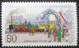 Poštovní známka Německo 1985 Železnice Mi# 1264