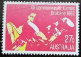 Poštovní známka Austrálie 1982 Box Mi# 805