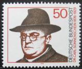 Poštovní známka Německo 1976 Dr. Carl Sonnenschein, politik Mi# 892