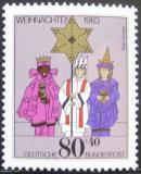 Poštovní známka Německo 1983 Vánoce Mi# 1196
