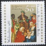 Poštovní známka Západní Berlín 1985 Vánoce Mi# 749