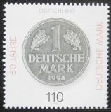 Poštovní známka Německo 1998 Německá marka Mi# 1996