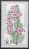 Poštovní známka Západní Berlín 1975 Vřes sněžný, vánoce Mi# 514