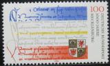 Poštovní známka Německo 1995 Mecklenburg milénium Mi# 1782