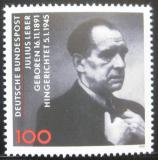 Poštovní známka Německo 1991 Julius Leber, politik Mi# 1574