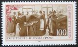 Poštovní známka Německo 1991 Založení Lette Mi# 1521