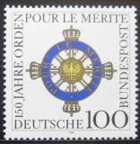 Poštovní známka Německo 1992 Meritský řád Mi# 1613