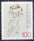 Poštovní známka Německo 1993 Hans Fallada, spisovatel Mi# 1683