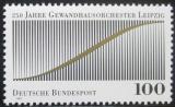 Poštovní známka Německo 1993 Lipský orchestr, 250. výročí Mi# 1654