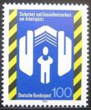 Poštovní známka Německo 1993 Zdraví a bezpečnost v práci Mi# 1648