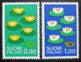 Poštovní známky Finsko 1977 NORDEN, severská spolupráce Mi# 803-04