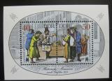 Poštovní známka DDR 1987 Veletrh v Lipsku Mi# Block 88
