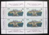 Poštovní známky DDR 1986 Zámek Schwerin Mi# 3032