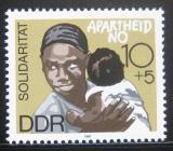 Poštovní známka DDR 1987 Solidarita s Afrikou Mi# 3105