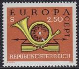 Poštovní známka Rakousko 1973 Evropa CEPT Mi# 1416